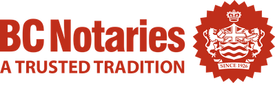 "BC Notaries, ""A Trusted Tradition"""